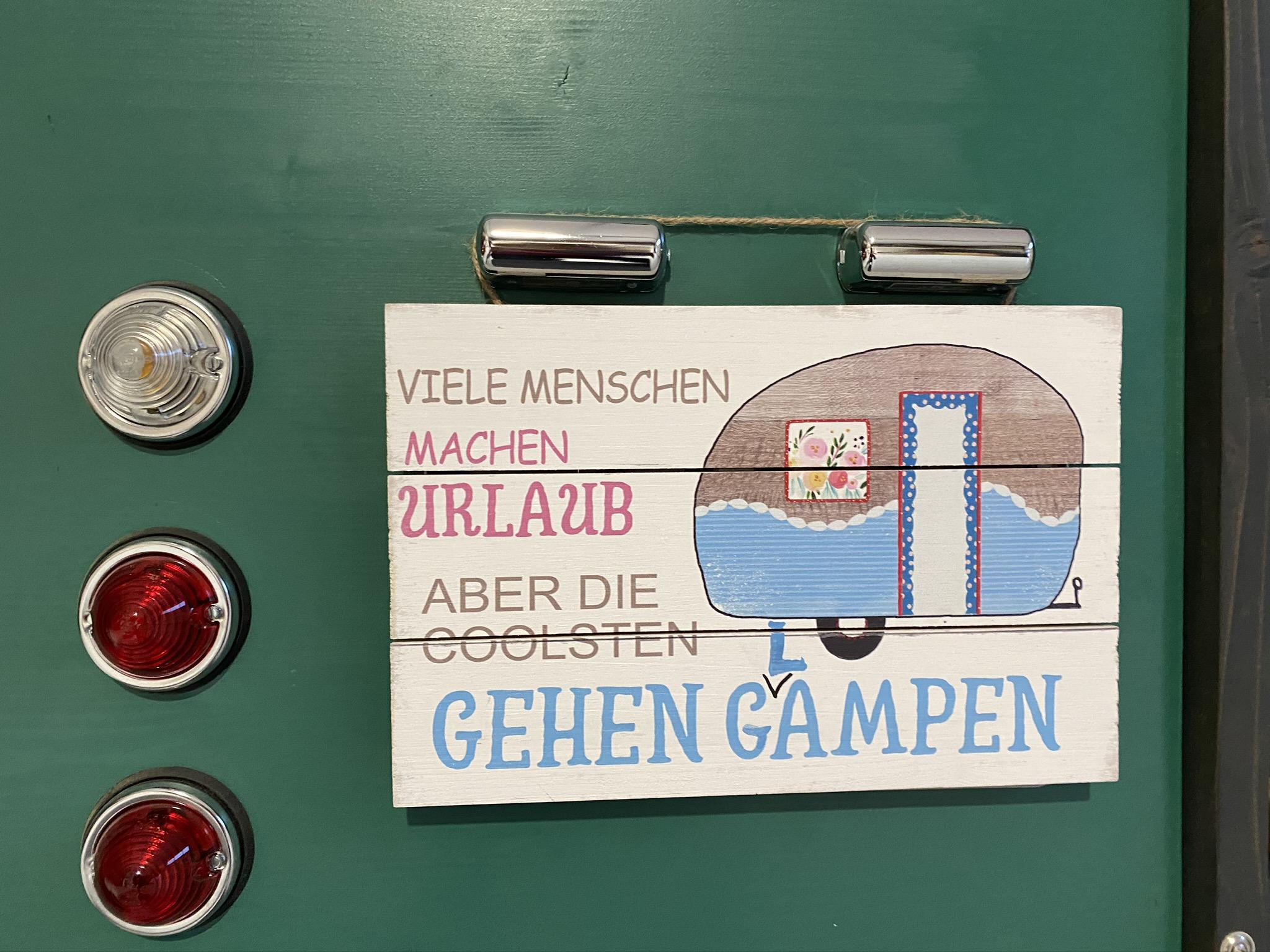 Ferienhaus Tauber Glamping Mobil (Tauberbischofsheim). Glamping Mobil (2714402), Tauberbischofsheim, Taubertal, Baden-Württemberg, Deutschland, Bild 4