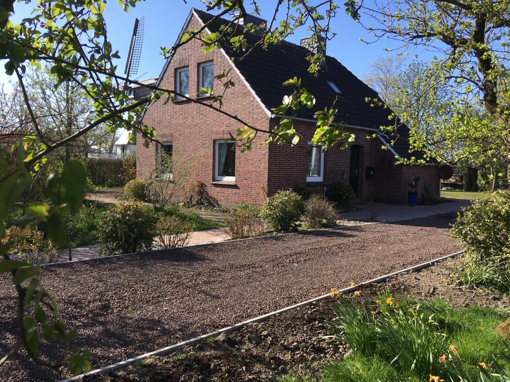 Margit Siemons - Haus 5 Zehn - (Werdum). Ferienwoh   Wittmund Region
