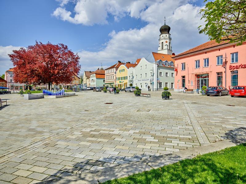 Stadtplatz Bad Griesbach
