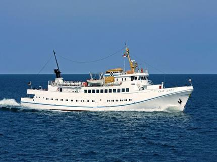 "Tagesfahrt ab Cuxhaven MS ""Fair Lady"" Hund"