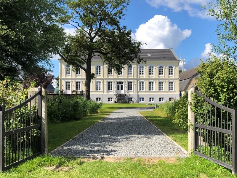 Gut Oestergaard - Ferienhäuser (Steinberg). 7 Ferienwohnung in Sachsen