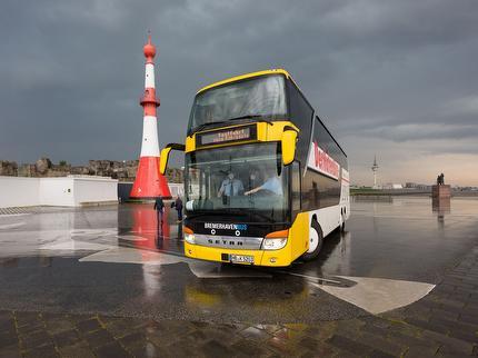 Ticket Leuchtturmtour mit dem HafenBus Erwachsener