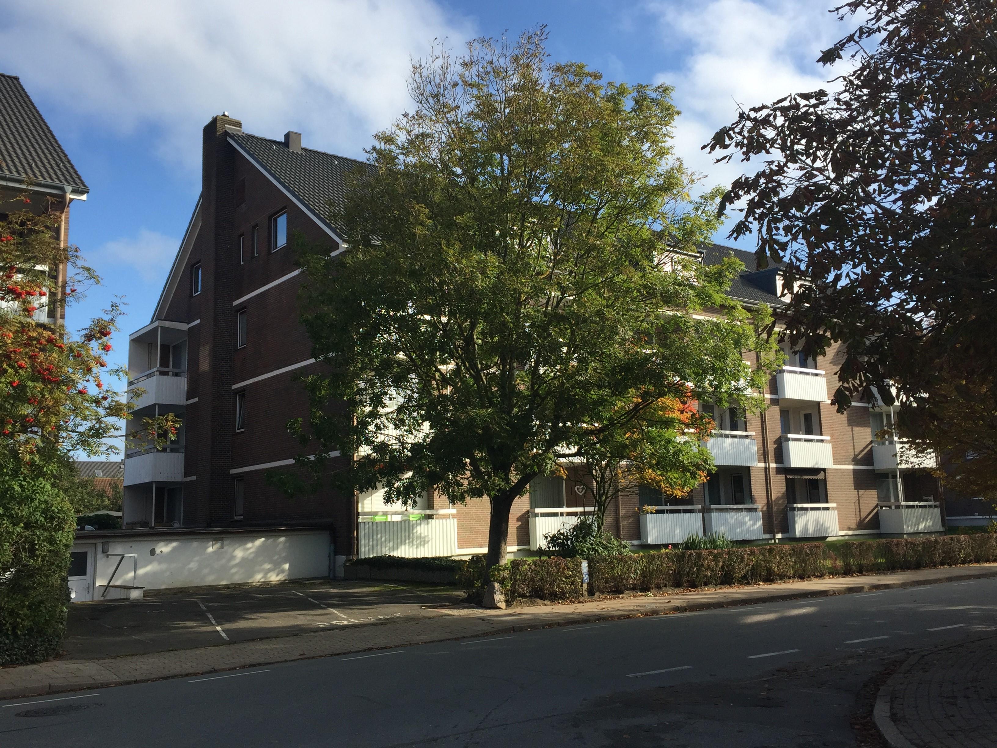 Wohnanlage Nordseestr. 42-46 - 362 (Büsum). 2 Ferienwohnung  Büsum