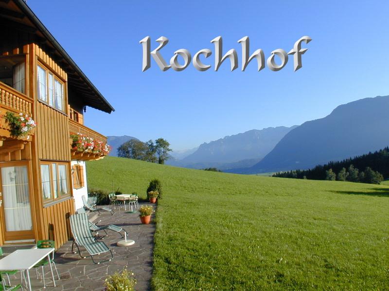 Ferienwohnung Kochhof (DE Piding). Ferienwohnung Untersberg (65 QM) 2 Schlafzimmer, Wohnküche, Dusche/WC (709252), Piding, Berchtesgadener Land, Bayern, Deutschland, Bild 3