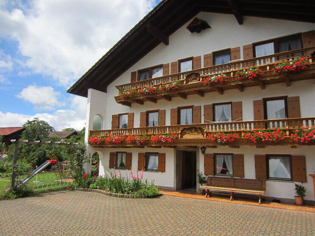 Ferienwohnung Kochhof (DE Piding). Ferienwohnung Untersberg (65 QM) 2 Schlafzimmer, Wohnküche, Dusche/WC (709252), Piding, Berchtesgadener Land, Bayern, Deutschland, Bild 4