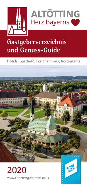 Gastgeberverzeichnis und Restaurantführer