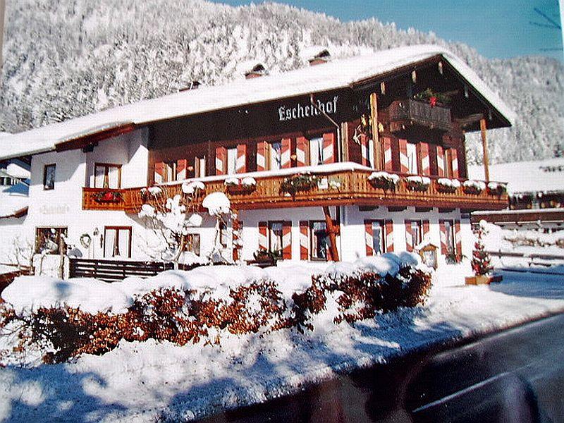 Ferienwohnung Gästehaus Eschenhof (DE Reit im Winkl). Ein-Raum-Appartement (7) 25 qm,  Dusche/WC, Minikü (709253), Reit im Winkl, Chiemgau, Bayern, Deutschland, Bild 1