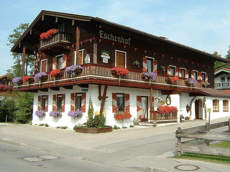Ferienwohnung Gästehaus Eschenhof (DE Reit im Winkl). Ein-Raum-Appartement (7) 25 qm,  Dusche/WC, Minikü (709253), Reit im Winkl, Chiemgau, Bayern, Deutschland, Bild 2