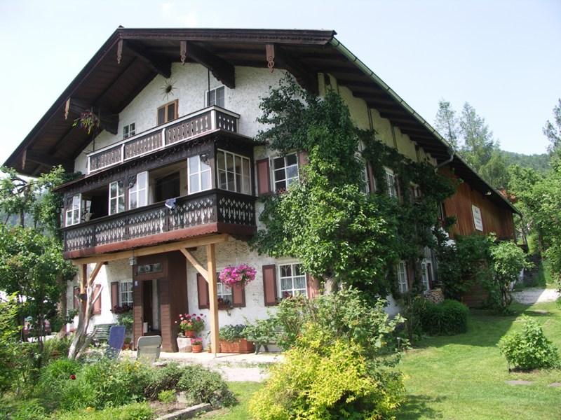 Haus Reiterbauer (DE Reit im Winkl). (2) Zwei-Raum-Ferienwohnung ...