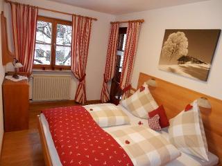 2. extra Schlafraum mit Doppelbett