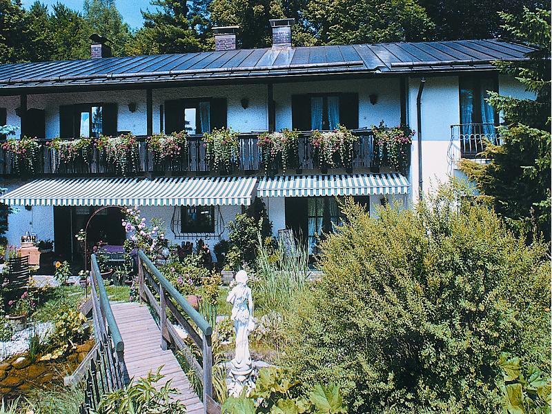 Appartement de vacances Ferienwohnungen Christiane (DE Bayerisch Gmain). stilvolle Fewo mit Bergblick (St2)/Steilh (709321), Bayerisch Gmain, Prévôté de Berchtesgaden, Bavière, Allemagne, image 1