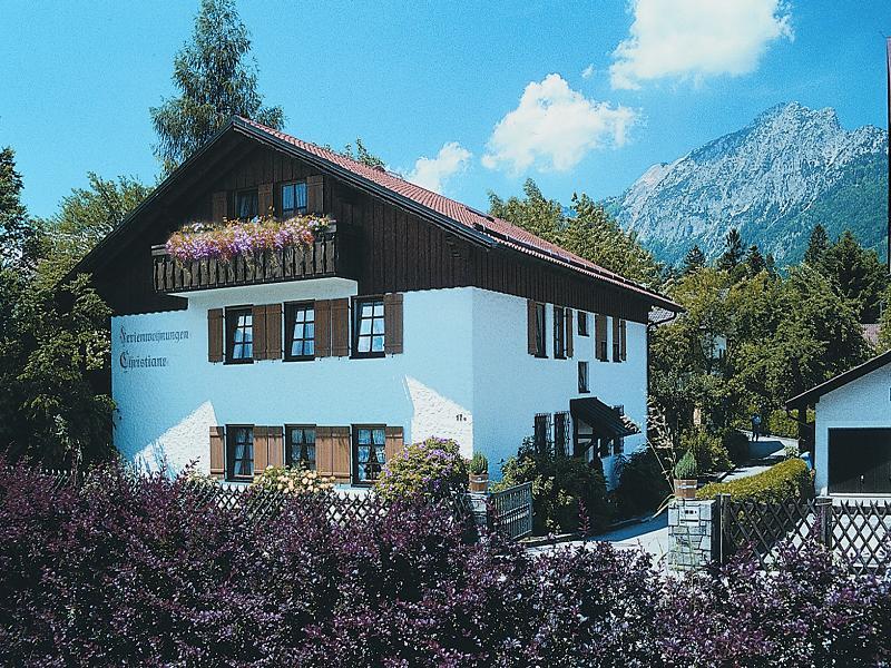 Appartement de vacances Ferienwohnungen Christiane (DE Bayerisch Gmain). stilvolle Fewo mit Bergblick (St2)/Steilh (709321), Bayerisch Gmain, Prévôté de Berchtesgaden, Bavière, Allemagne, image 6