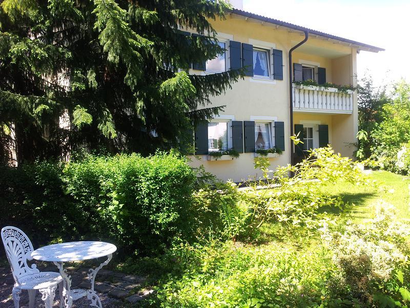 Appartement de vacances Ferienwohnungen Christiane (DE Bayerisch Gmain). stilvolle Fewo mit Bergblick (St2)/Steilh (709321), Bayerisch Gmain, Prévôté de Berchtesgaden, Bavière, Allemagne, image 12