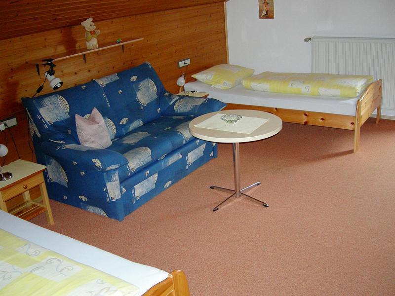 Privatzimmer Köberl Zimmerbeispiel