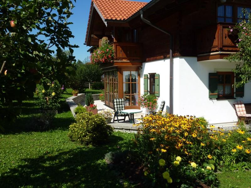 Haus Koch (DE Anger). Ferienwohnung 40qm, Nichtrau Ferienhaus