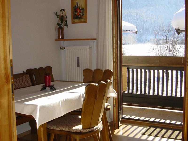 Ferienwohnung Contardo (DE Reit im Winkl). Zwei-Raum-(1) 45qm, Bad/WC, Extra-Schlafzimmer, separate Wohn (709402), Reit im Winkl, Chiemgau, Bayern, Deutschland, Bild 3