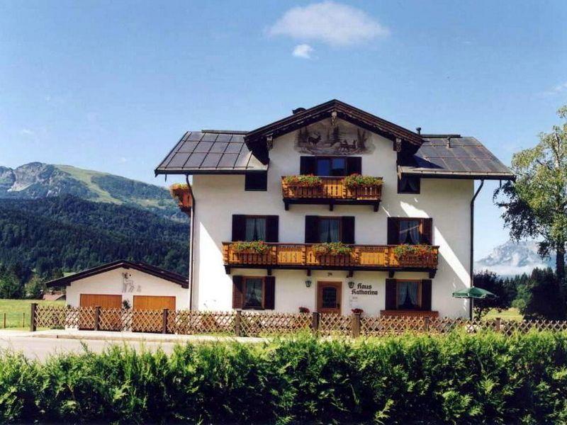 Ferienwohnung Haus Katharina (DE Reit im Winkl). Zwei-Raum-Ferienwohnung
