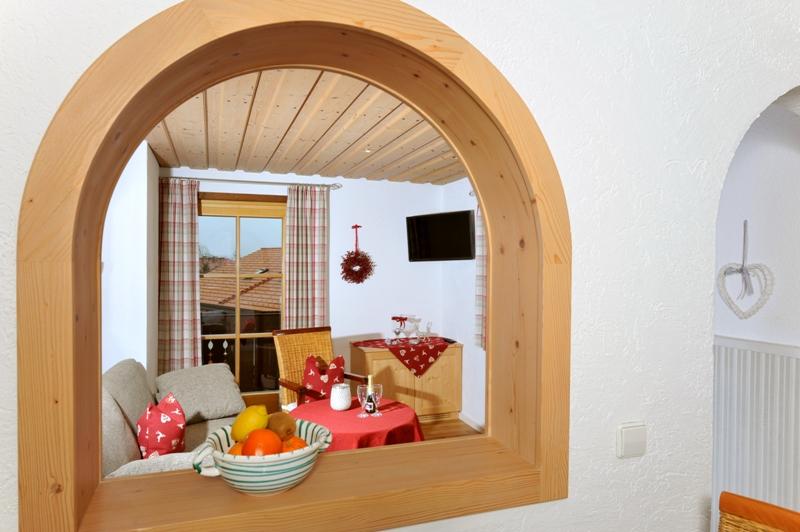 Holiday apartment Gästehaus Klara (DE Reit im Winkl). (1) Zwei-Raum-Ferienwohnung  42qm (1029688), Reit im Winkl, Chiemgau, Bavaria, Germany, picture 6