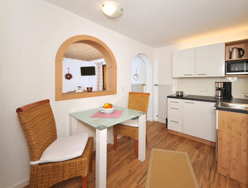 Holiday apartment Gästehaus Klara (DE Reit im Winkl). (1) Zwei-Raum-Ferienwohnung  42qm (1029688), Reit im Winkl, Chiemgau, Bavaria, Germany, picture 7