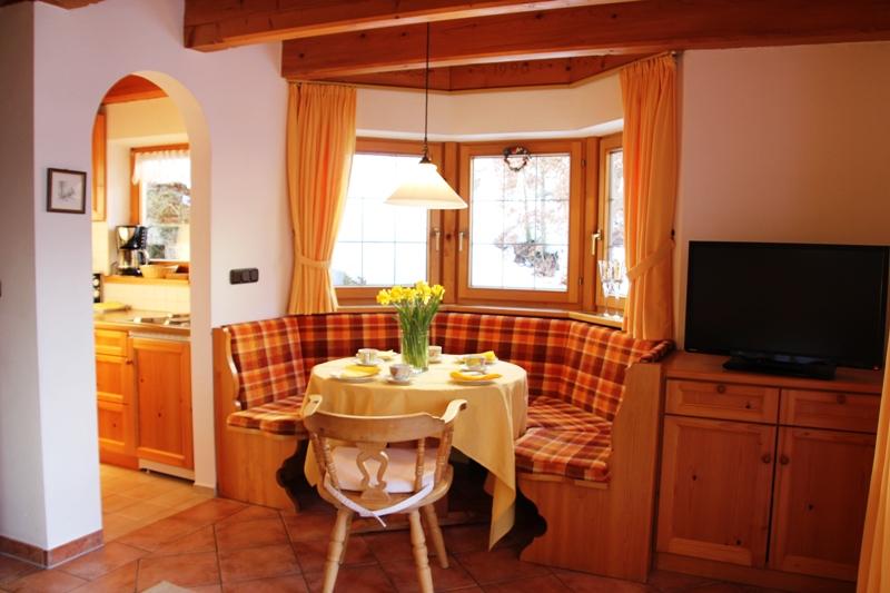 Holiday apartment Gästehaus Klara (DE Reit im Winkl). (1) Zwei-Raum-Ferienwohnung  42qm (1029688), Reit im Winkl, Chiemgau, Bavaria, Germany, picture 3