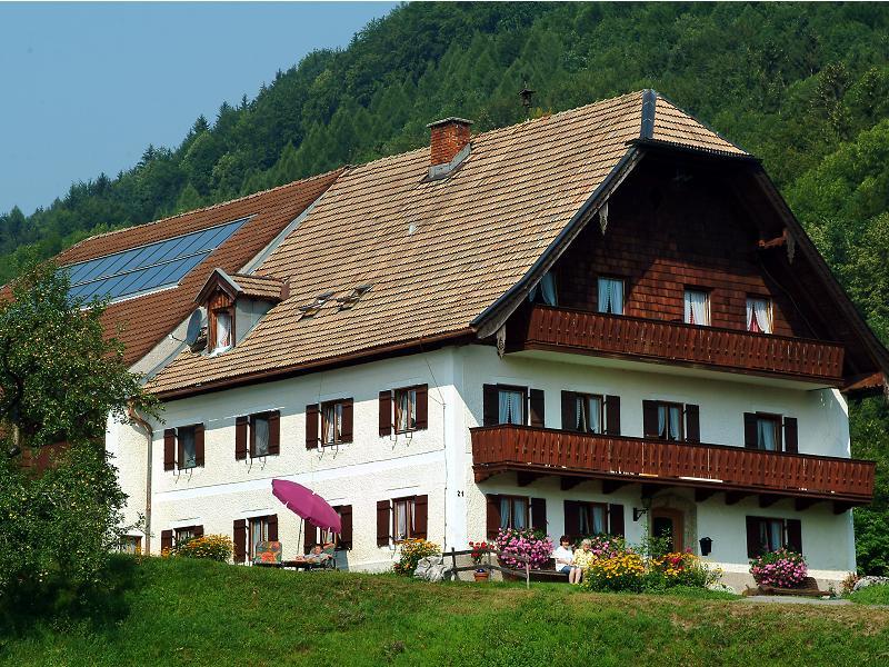 Nichtraucherhaus Flatscherhof (DE Bad Reichenhall) Ferienwohnung in den Alpen