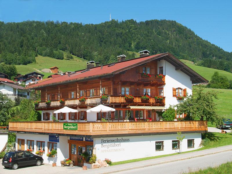 Holiday apartment Gästehaus Bergstüberl (DE Reit im Winkl). Ferienwohnung (9) (711245), Reit im Winkl, Chiemgau, Bavaria, Germany, picture 1