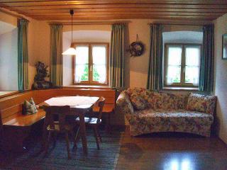 Wohnraum mit Kochnische