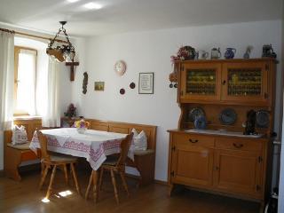 Ferienwohnung Laubhuber -Essecke-