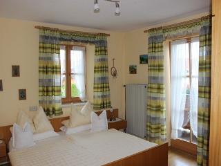 Ferienwohnung Laubhuber -Schlafzimmer-
