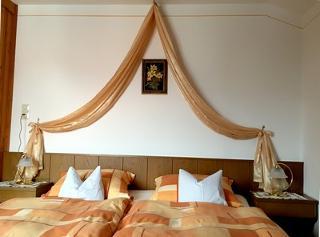Ferienwohnung I 40 qm - Schlafzimmer -
