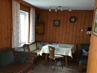 Ferienwohnung I 40 qm - Wohnraum -