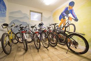 Erkunden Sie die Umgebung mit dem Drahtesel, Fahrräder stehen zur freien Verfügung