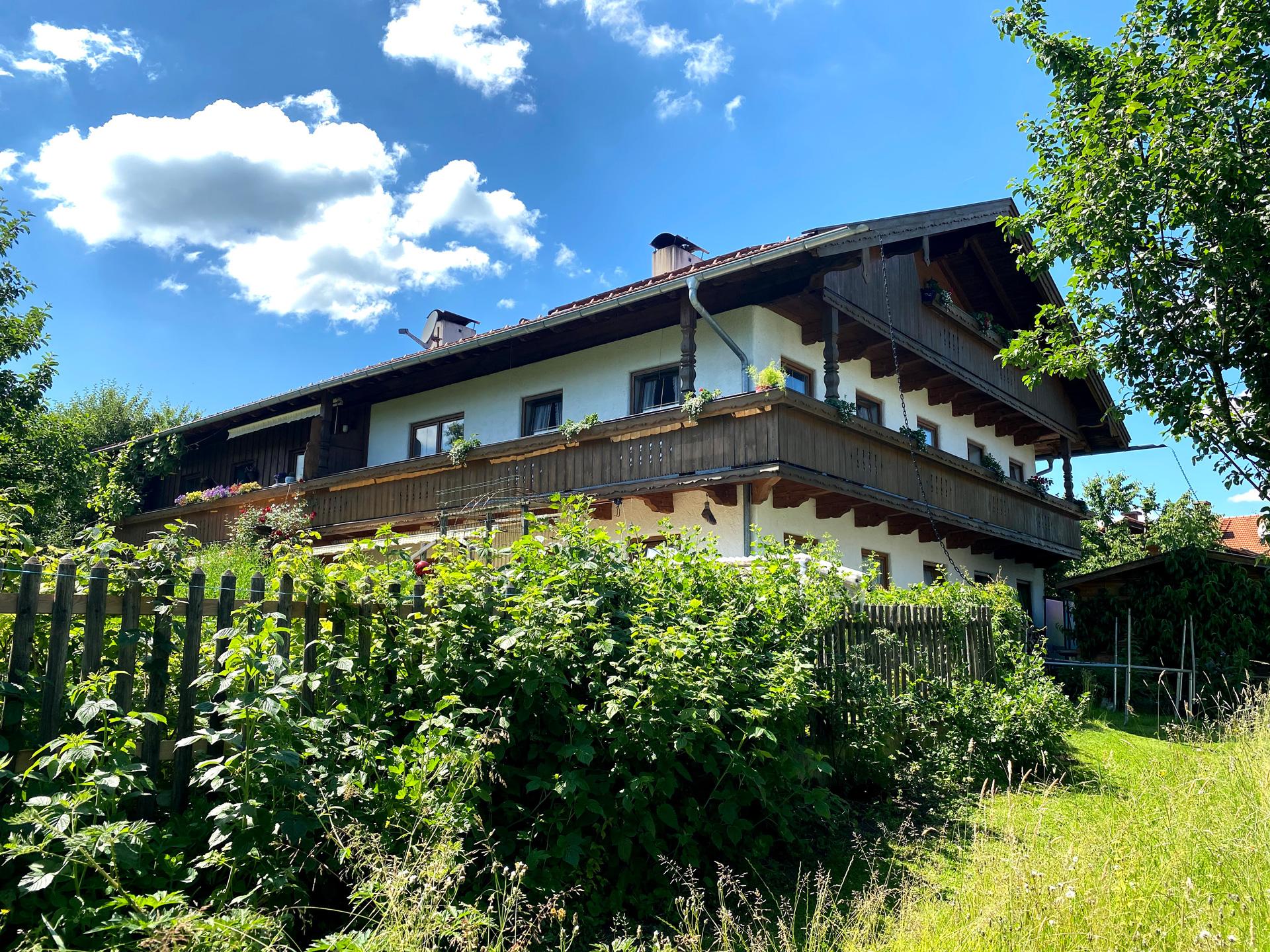 Ferienwohnung Christa (DE Bernau am Chiemsee). Fer Ferienwohnung  Oberbayern