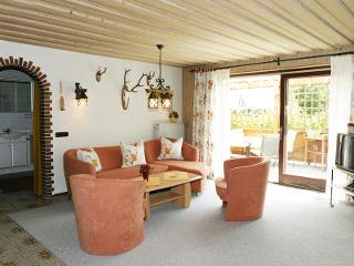 Ferienwohnung Köberl Wohnzimmer
