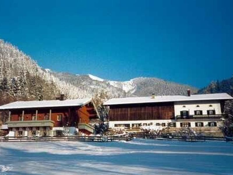 Ferienwohnung Berghof Moar (DE Unterwössen). Ferienwohnung Hochplatte 32 m², 2-3 Personen, Wohnküche, Sc (711443), Unterwössen, Chiemgau, Bayern, Deutschland, Bild 3