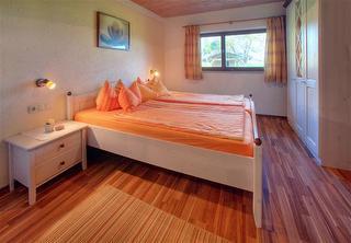 Ferienwohnung B Schlafzimmer