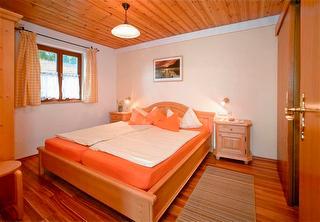 Ferienwohnung C Schlafzimmer