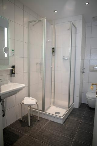 Hotel Luitpold Zimmerbeispiel Einzelzimmer Haus 1