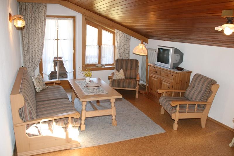 Ferienwohnung Gästehaus Hächer (DE Schleching). Ferienwohnung Nr. 3 bis 2 Pers., 32 qm Studio Rudersburg (711547), Schleching, Chiemgau, Bayern, Deutschland, Bild 6