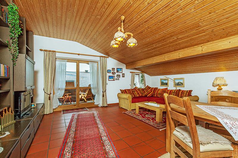 Ferienwohnung Alpchalet Meise (DE Reit im Winkl). Ferienwohnung (3) (709840), Reit im Winkl, Chiemgau, Bayern, Deutschland, Bild 6