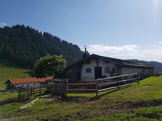 Wandergebiet Jochberg