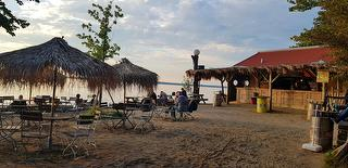 Freizeitangebot, Beach Bar Chiemsee