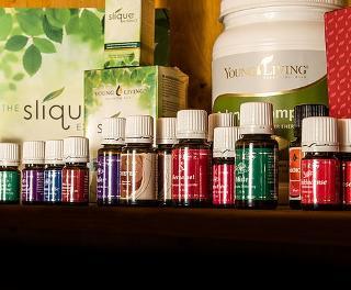Anwendungen mit Young Living Aroma Öle