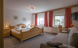 gemütliches Doppelzimmer im Wagnerhof