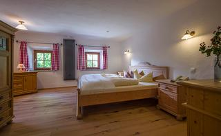 Junior Suite mit Schlaf- und Wohnraum