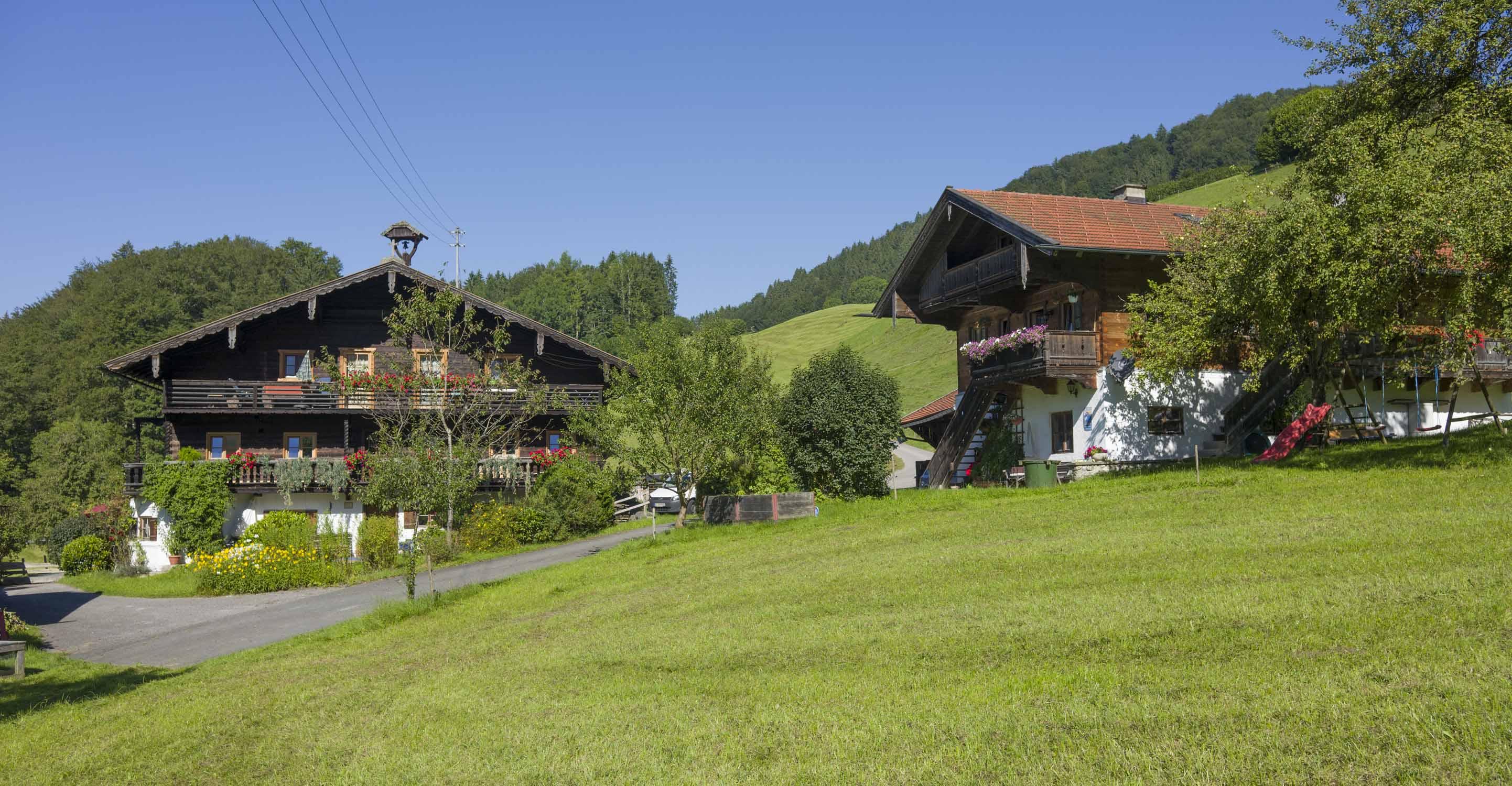 Ferienwohnung Bergbauernhof Hinterseebach (DE Oberaudorf). 6 Personen Ferienwohnung / Auerbach (709901), Oberaudorf, Chiemgau, Bayern, Deutschland, Bild 2