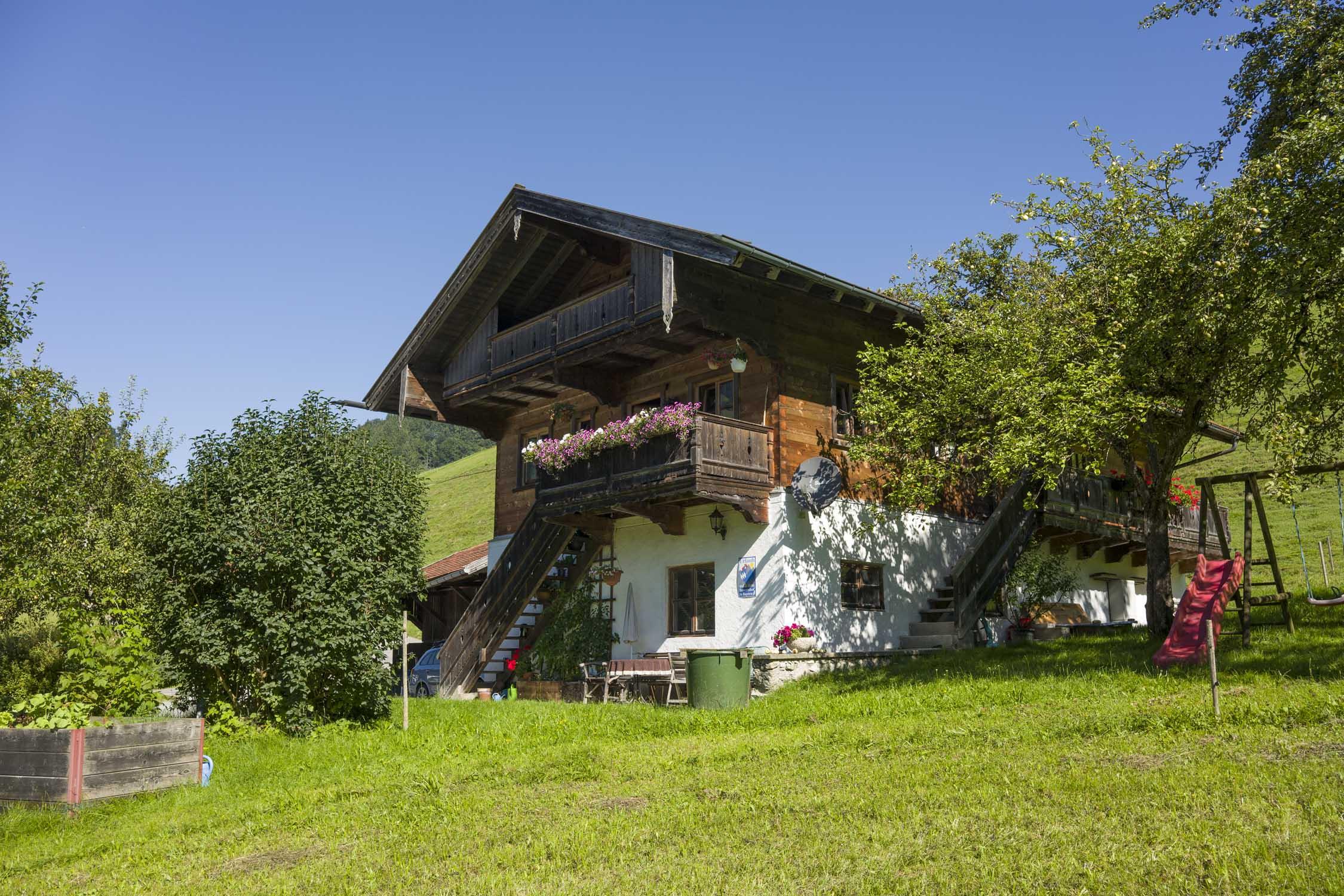 Ferienwohnung Bergbauernhof Hinterseebach (DE Oberaudorf). 6 Personen Ferienwohnung / Auerbach (709901), Oberaudorf, Chiemgau, Bayern, Deutschland, Bild 3