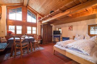 gemütlicher Schlaf- und Wohnraum