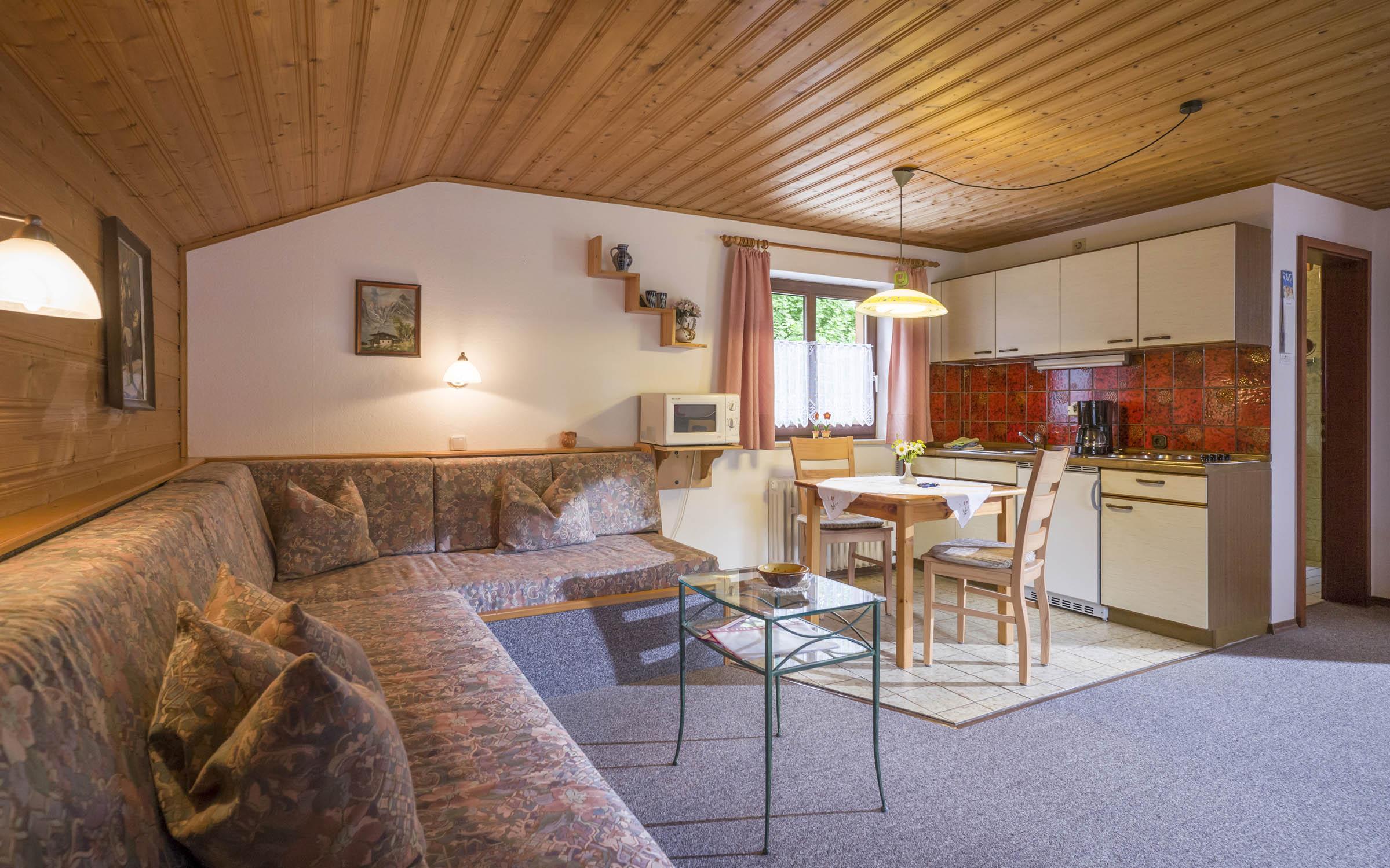 Ferienwohnung Haus Enzian (DE Oberaudorf). 1-Zimmer Ferienwohnung 35qm (709911), Oberaudorf, Chiemgau, Bayern, Deutschland, Bild 8