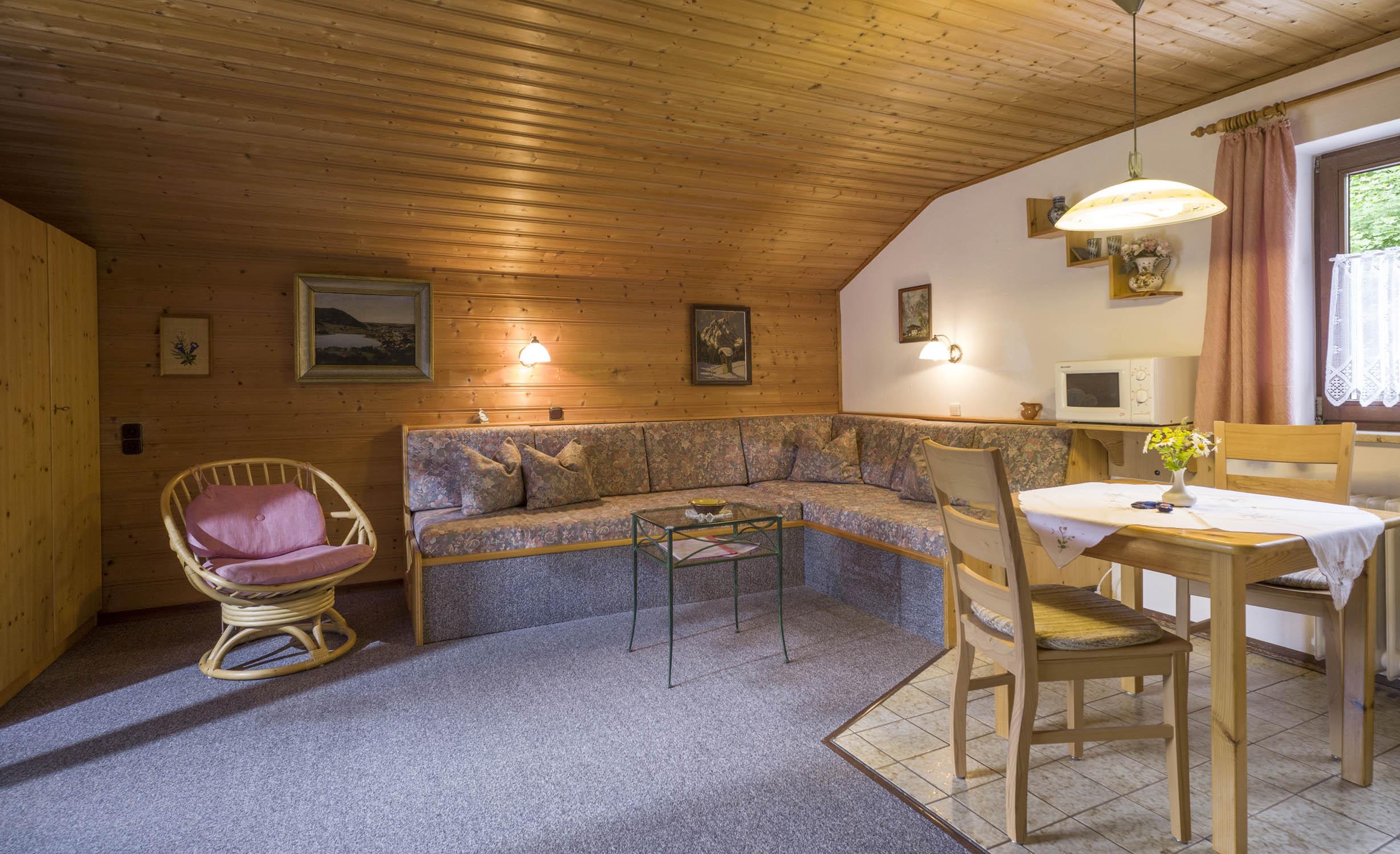 Ferienwohnung Haus Enzian (DE Oberaudorf). 1-Zimmer Ferienwohnung 35qm (709911), Oberaudorf, Chiemgau, Bayern, Deutschland, Bild 9